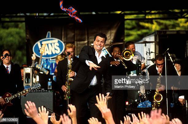 Photo of MIGHTY MIGHTY BOSSTONES The Mighty Mighty Bosstones Vans Warped Tour Flemington Race Course Melbourne Australia