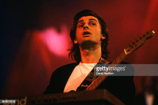 Photo of Mike OLDFIELD Mike Oldfield performing on stage Tubular Bells II