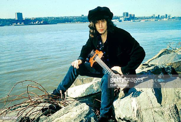 UNITED STATES JANUARY 01 Photo of Mike SCOTT lead singer of the Waterboys