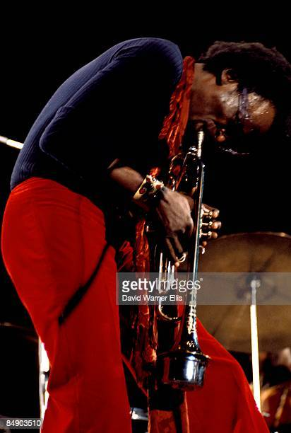 BERLIN Photo of Miles DAVIS performing live onstage