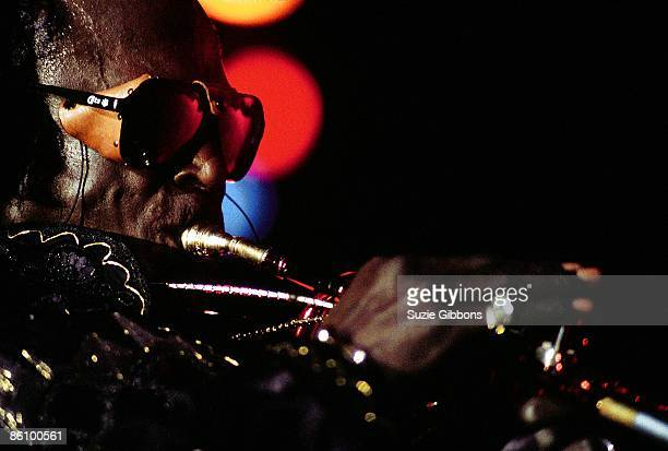 ARENA Photo of Miles DAVIS performing live onstage