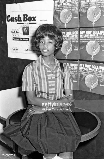 Photo of Millie Small