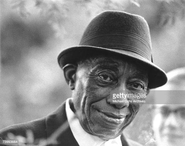 Photo of Mississippi John Hurt