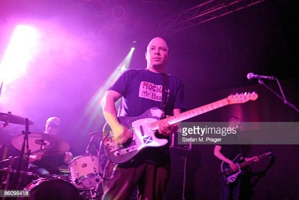 Photo of MOGWAI MOGWAI live in der Elserhalle Muenchen am Stuart Braithwaite