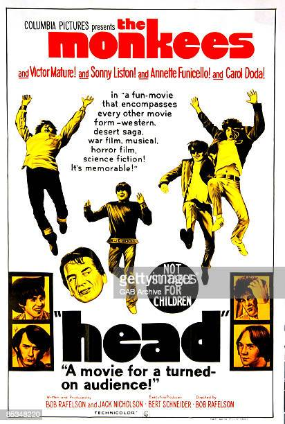 Photo of MONKEES Film poster for Head
