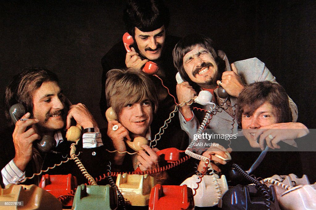 Birmingham, UK band the Moody Blues received 947,000 votes.