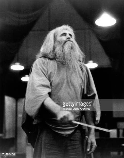 Photo of Moondog Photo by Michael Ochs Archives/Getty Images