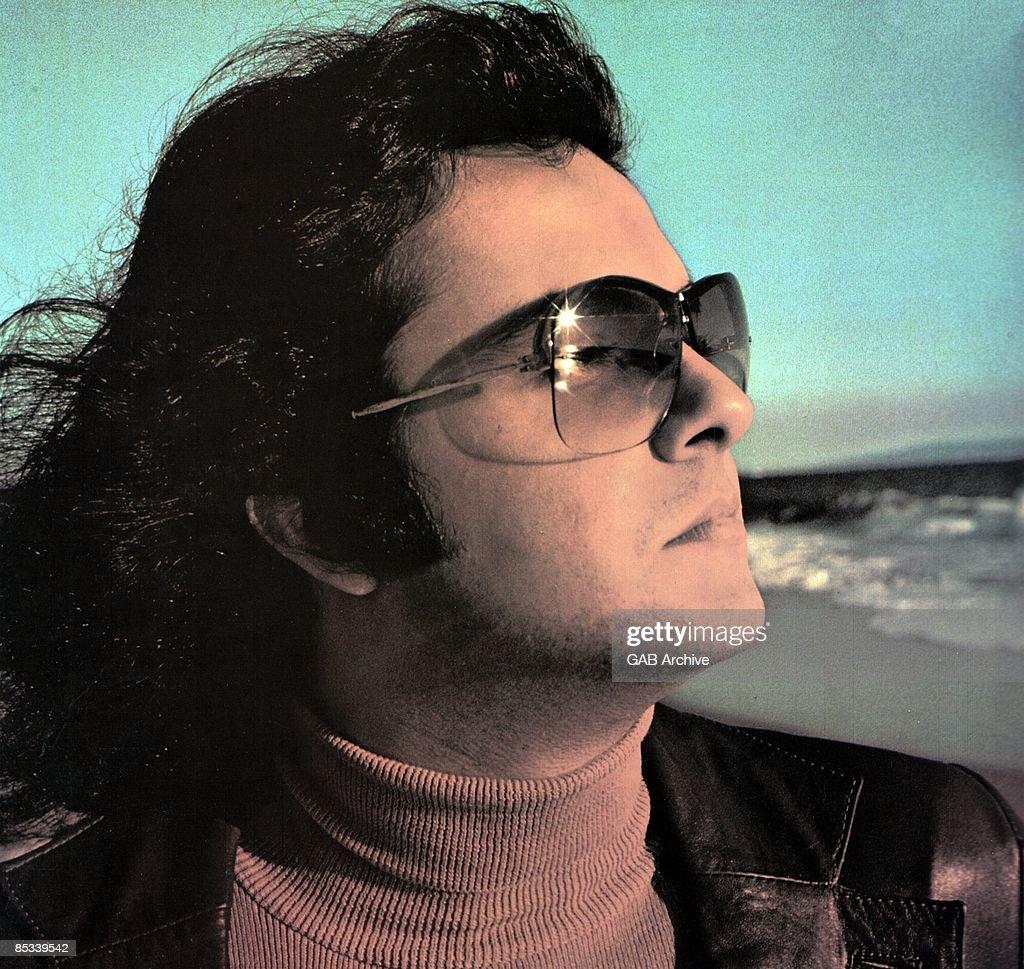 Photo of Morris ALBERT; posed, wearing sunglasses