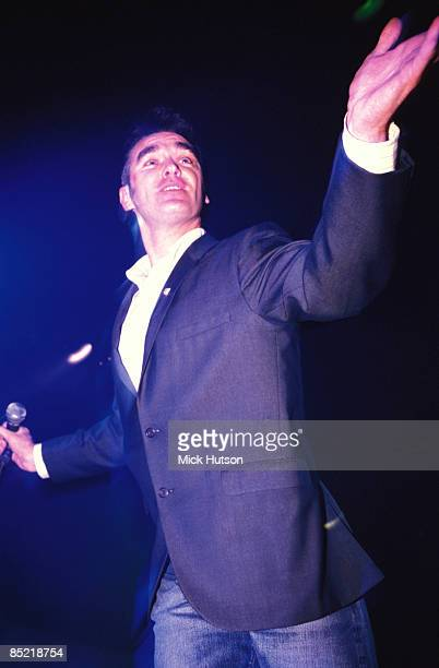 Photo of MORRISSEY performing live onstage