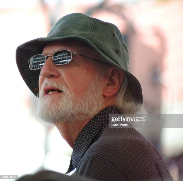 FESTIVAL Photo of Mose ALLISON performing live onstage