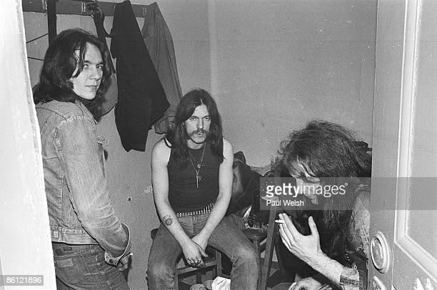 Photo of MOTORHEAD lemmy eddie