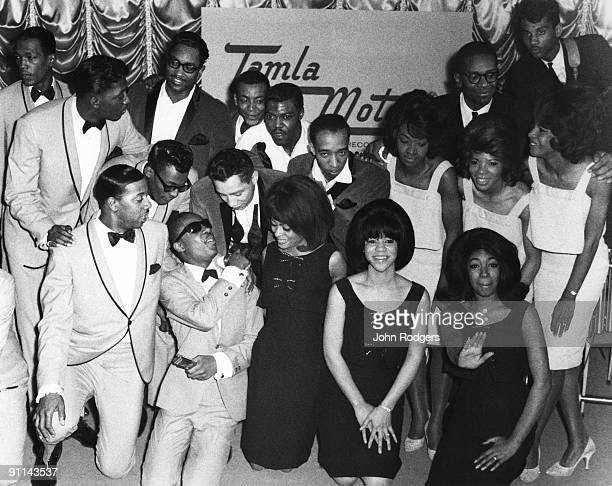 SQUARE Photo of MOTOWN REVUE Motown UK tour press conference