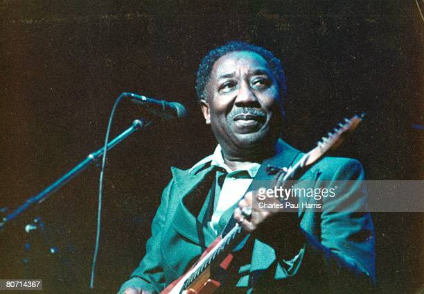 Photo of Muddy Waters at the Rainbow Theatre London on 12878