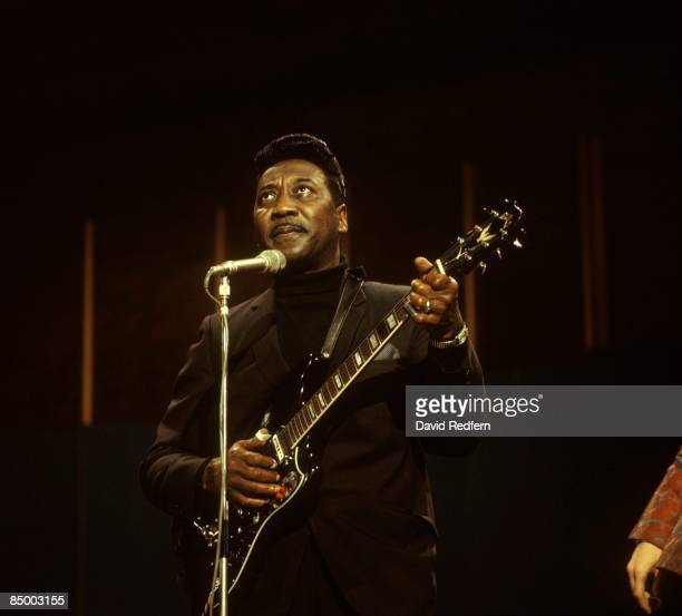MALTINGS Photo of Muddy WATERS performing live on TV show