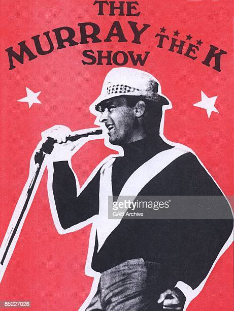 Photo of MURRAY THE K Poster for 'Murray the K' show