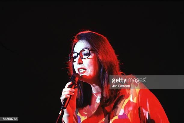 Photo of Nana Mouskouri 4Copenhagen 1995