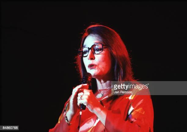 Photo of Nana Mouskouri 5,Copenhagen 1995