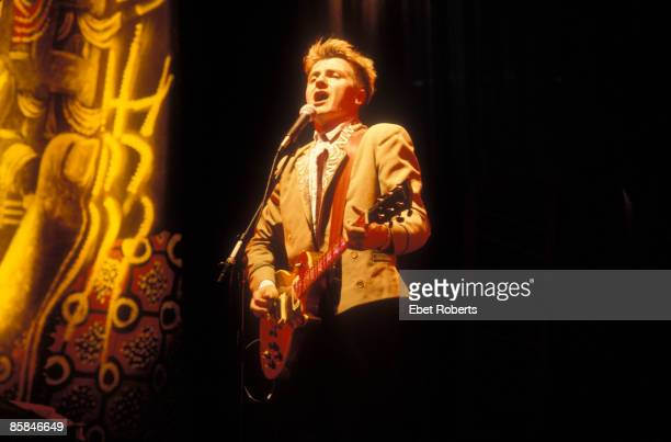UNITED STATES SEPTEMBER 16 BEACON THEATER Photo of Neil FINN and CROWDED HOUSE Neil Finn