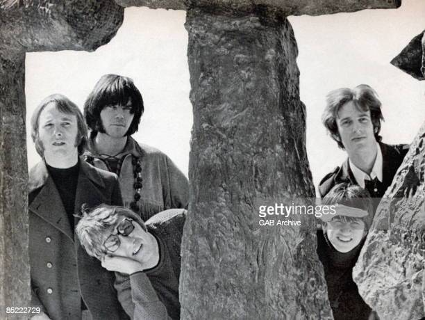 USA Photo of Neil YOUNG and BUFFALO SPRINGFIELD Neil Young
