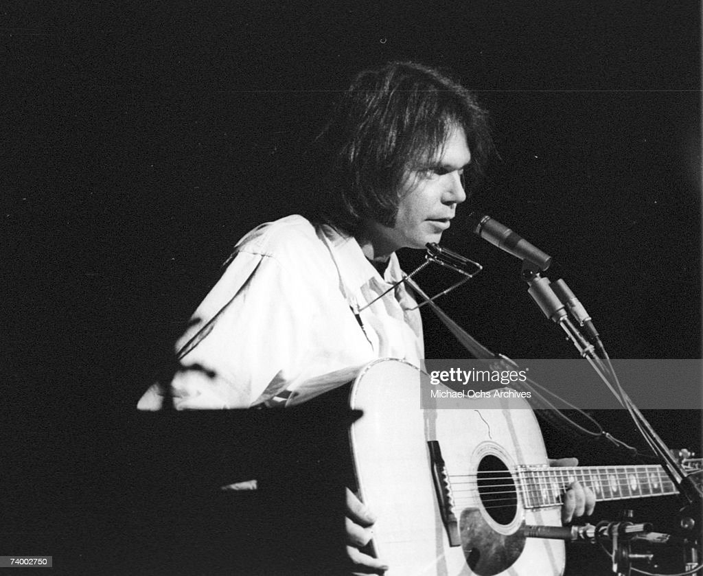 Photo of Neil Young : News Photo
