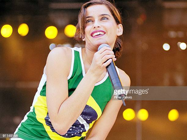 Photo of Nelly FURTADO, /NELLY FURTADO/WERCHTER/BELGIE