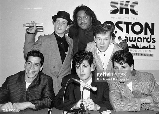 Photo of New Kids on the Block Maurice Starr