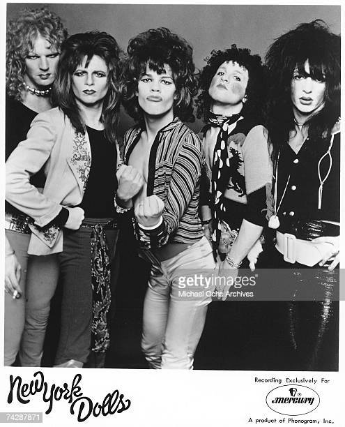 Photo of New York Dolls Photo by Michael Ochs Archives/Getty Images