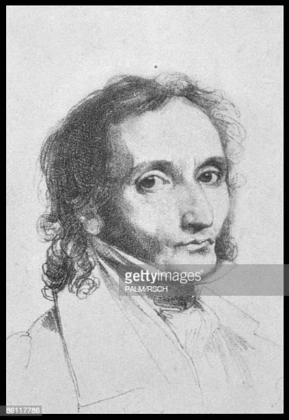 Photo of Niccolo PAGANINI Niccolÿ Paganini Italian Composer and Violinist 17821840