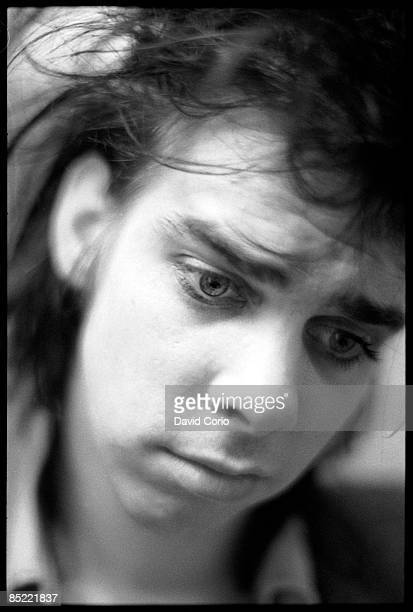 Photo of Nick CAVE; Nick Cave London, UK 7-15-1982