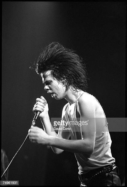 Photo of Nick Cave