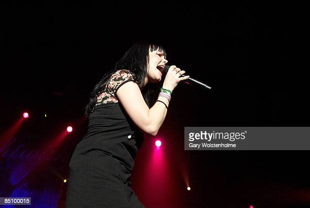APOLLO Photo of NIGHTWISH and Anette OLZON Anette Olzon performing on stage