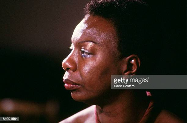 SCOTTS Photo of Nina SIMONE Portrait of Nina Simone