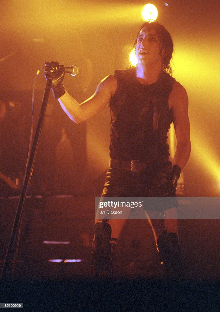 Photo of NINE INCH NAILS and Trent REZNOR Pictures | Getty Images