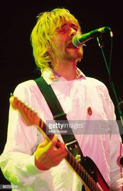 Photo of NIRVANA, Kurt Cobain