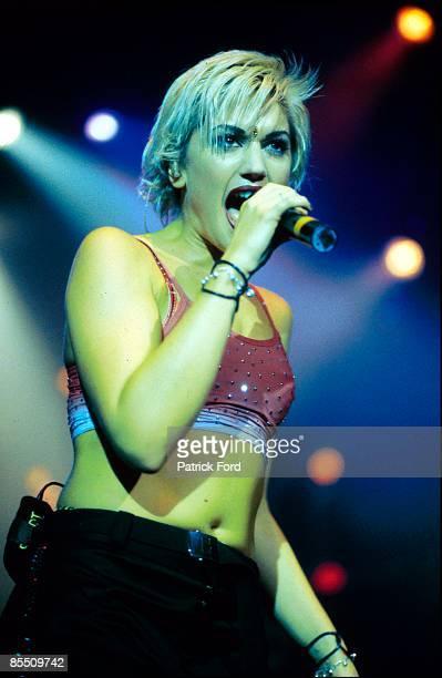 Photo of NO DOUBT; Gwen Stefani