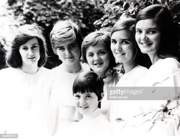 Circa 1970: Photo of NOLAN SISTERS