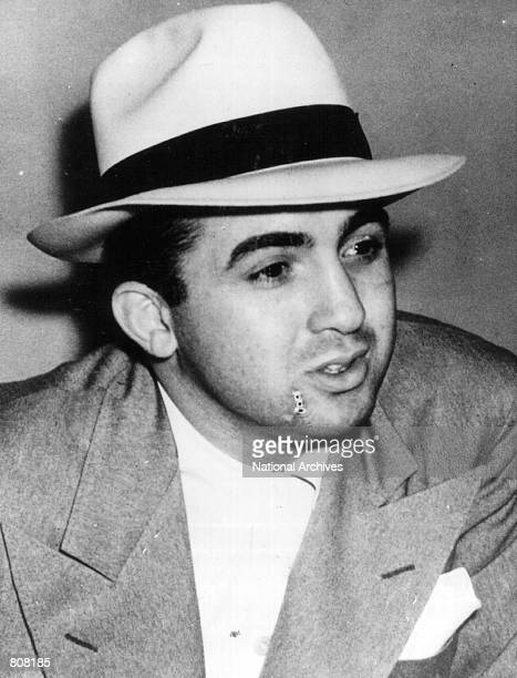 FBI photo of notorious gangster Michael ''Mickey'' Cohen