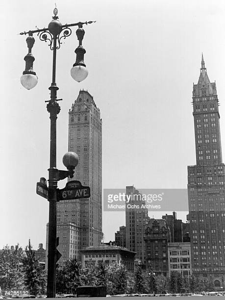 Photo of NY Central Park South Photo by Michael Ochs Archives/Getty Images