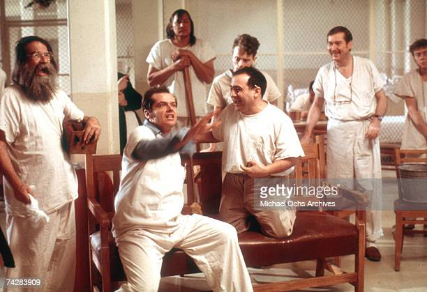 One Flew Over The Cuckoos Nest Stock Photos and Pictures ...