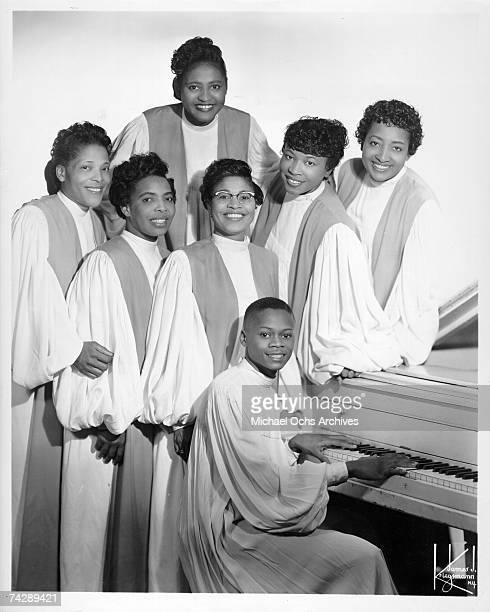 Photo of Original Gospel Harmonettes Photo by Michael Ochs Archives/Getty Images