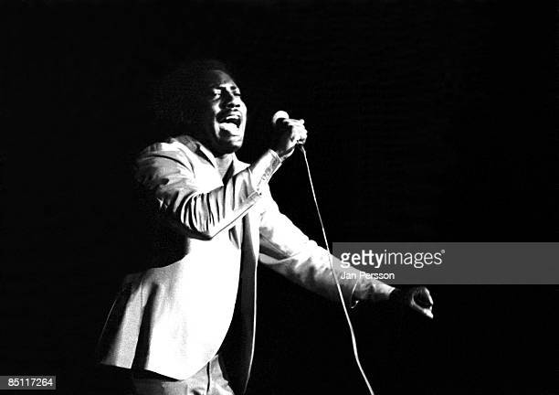 Photo of Otis REDDING Otis Redding performing live onstage