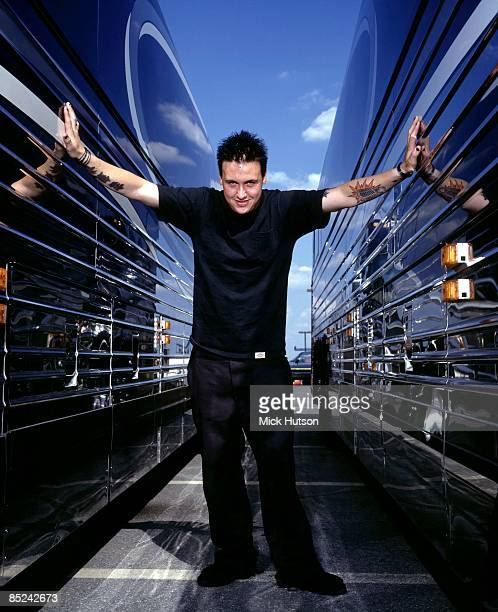 USA Photo of PAPA ROACH lead singer Coby