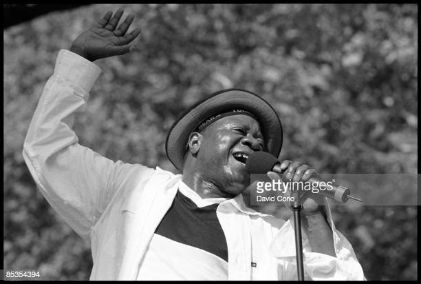 PARK Photo of PAPA WEMBA performing live onstage