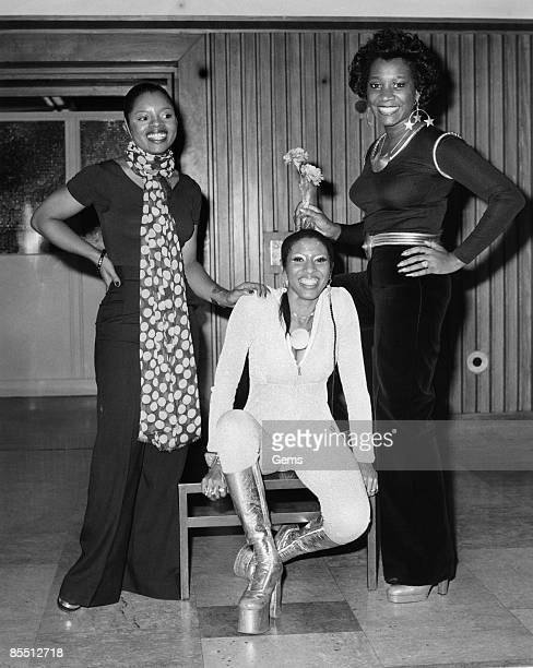 Photo of Patti LABELLE and LABELLE and Sarah DASH and Nona HENDRYX LR Sarah Dash Nona Hendryx Patti Labelle