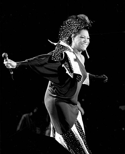 UNS: 13th July 1985 - Live Aid Benefit Concert Is Held