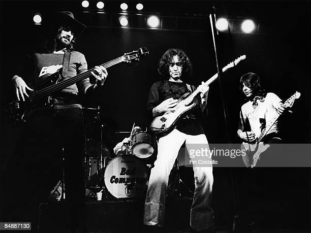 HAVEN Photo of Paul RODGERS and BAD COMPANY and Boz BURRELL and Mick RALPHS Boz Burrell Simon Kirke Paul Rodgers Mick Ralphs