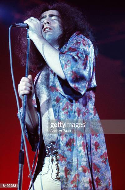 OLYMPIA Photo of Paul RODGERS and BAD COMPANY Paul Rodgers performing live onstage at the Great British Music Festival
