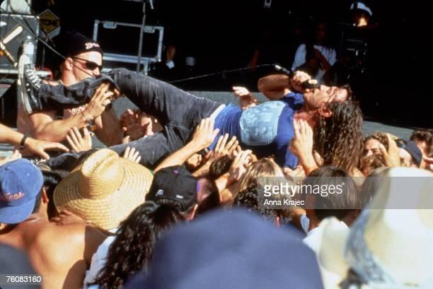 Photo of Pearl Jam Eddie Vedder