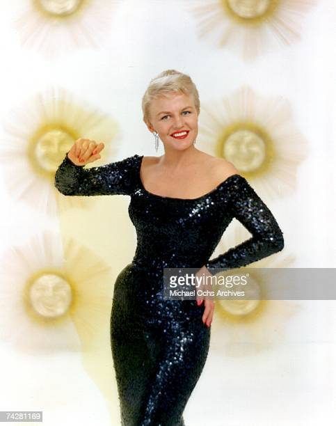 Photo of Peggy Lee Photo by Michael Ochs Archives/Getty Images