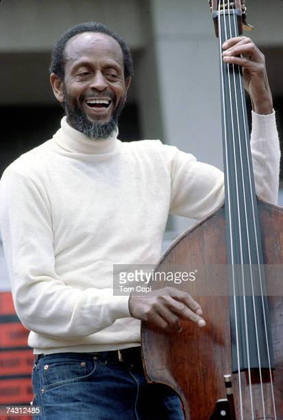 Photo of Percy Heath Photo by Tom Copi/Michael Ochs Archives/Getty Images